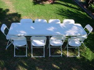Table Rentals Miami