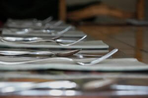 Create a fantastic eevent with nice silverware