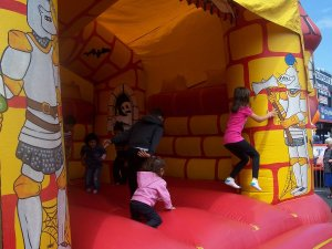 Party Rentals Miami bounce house