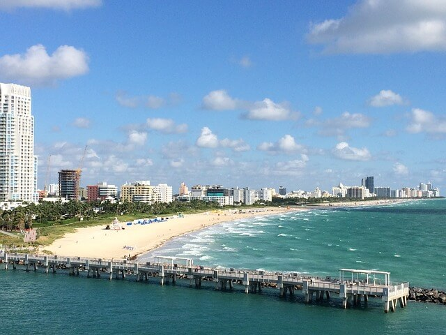 Miami Beach Sky View