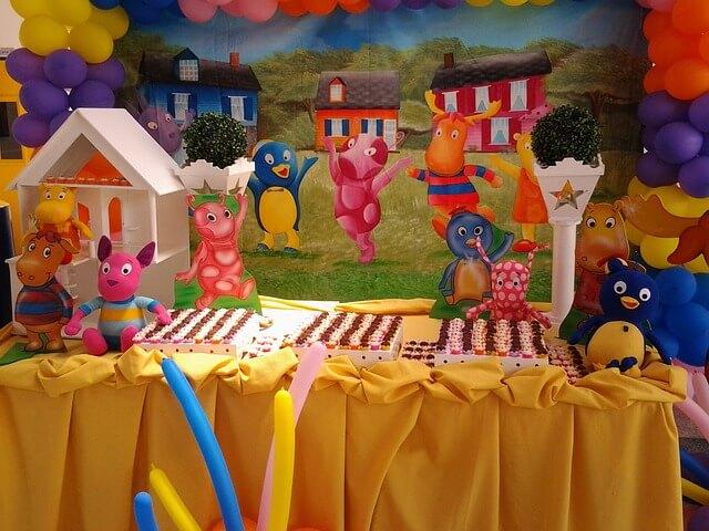 party-birthday decor