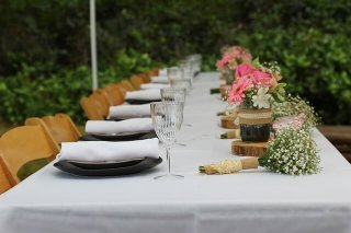 Party Rentals Miami Beach wedding-tables and chairs