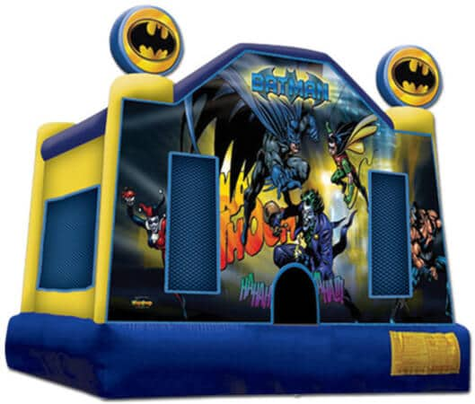 Batman theme bouncer