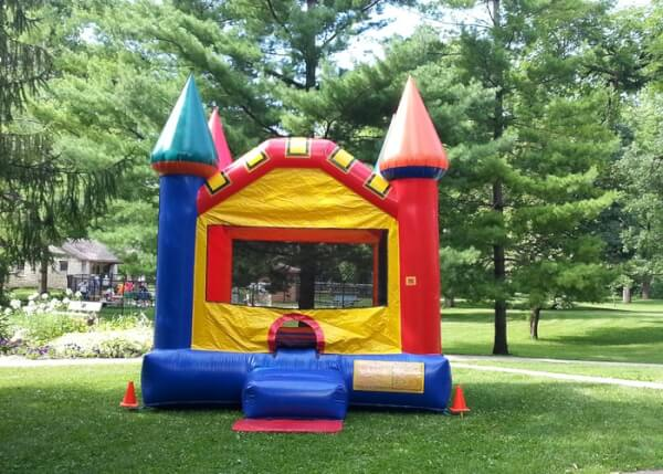 Bouncy house rentals Miami