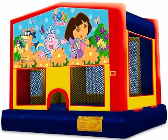bounce house event