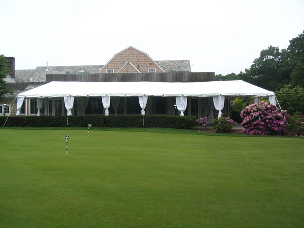 party tent rental 15x60