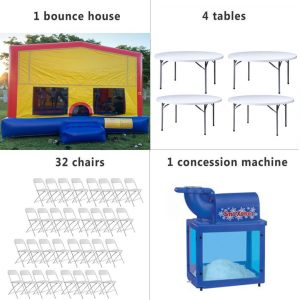 Party Rental Miami Package-2