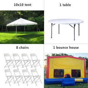 Party Rental Miami Package 5