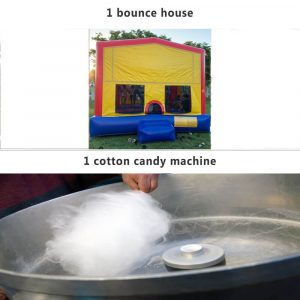 party rental package 3