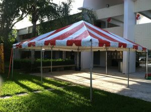 Tent Rental Party Package