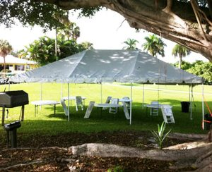 Event Tent Rental Miami Package 26