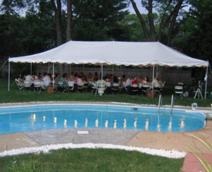 Event Tent Rental in Miami Party Package