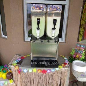 double-margarita-machine