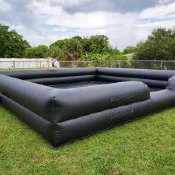 black foam pit rentals